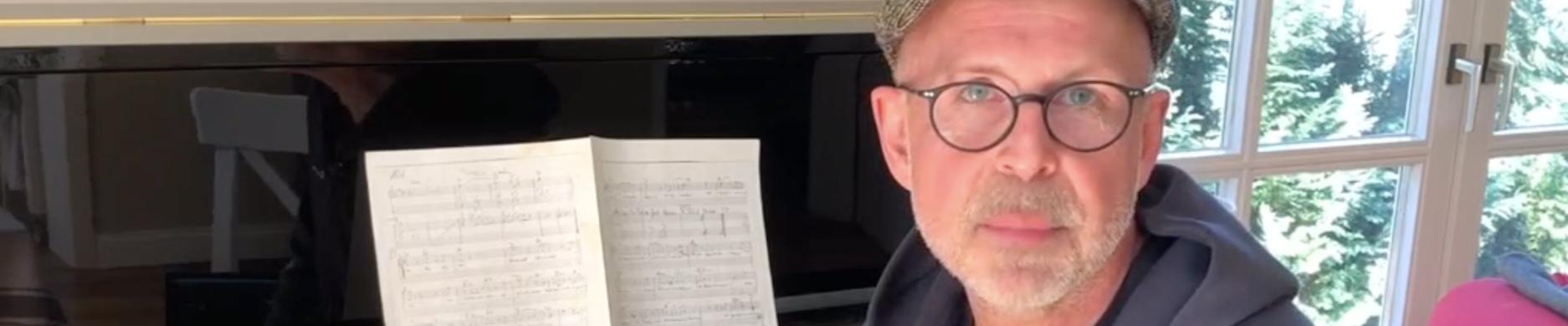 Tom Keller erzählt die Geschichte hinter dem Lied