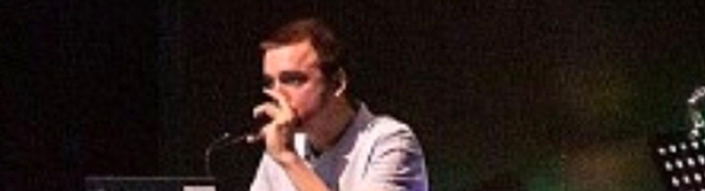 Alexander Maulwurf beatboxt